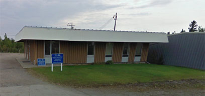 Image of Thompson VEMA heavy duty equipment location