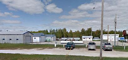 Image of Gimli VEMA heavy duty equipment satellite location