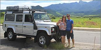 Valente Land Rover, Ane Oliveira e André Fontes Vem Conosco