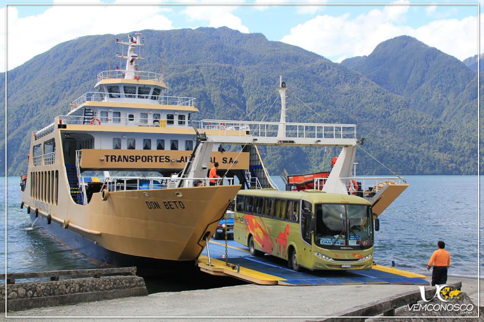 Foto 27 - Transbordador em Caleta Gonzalo
