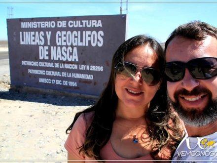 Nazca, um lugar intrigante que valeu a pena
