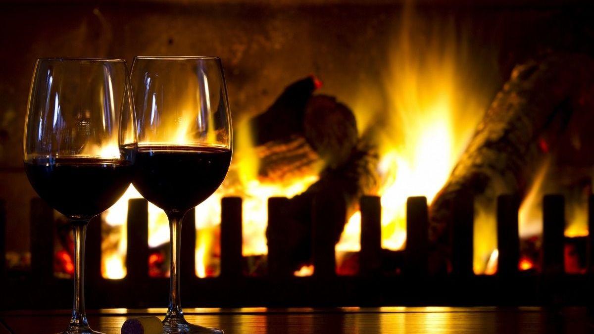 Vinho esquenta? Por que tomamos vinho no inverno?
