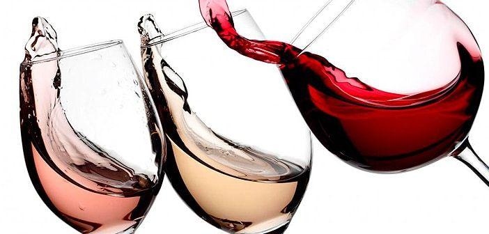 Quais são os tipos de vinho?