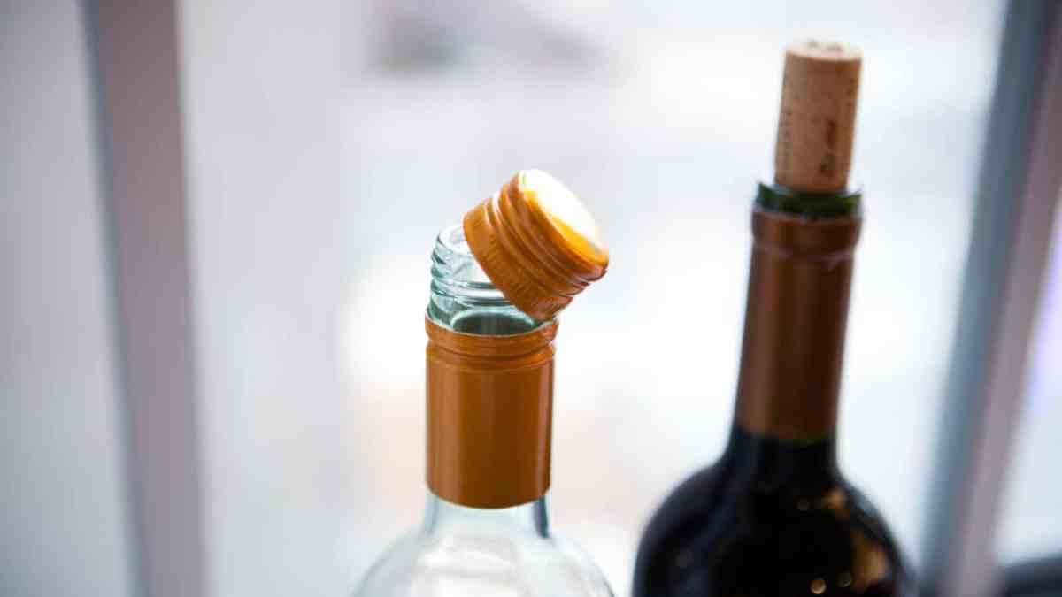 Vinho sem rolha (tampa de rosca) é ruim?