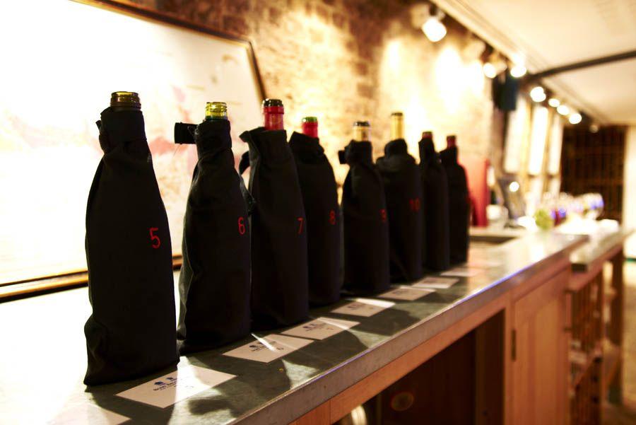 Como organizar uma degustação de vinhos?