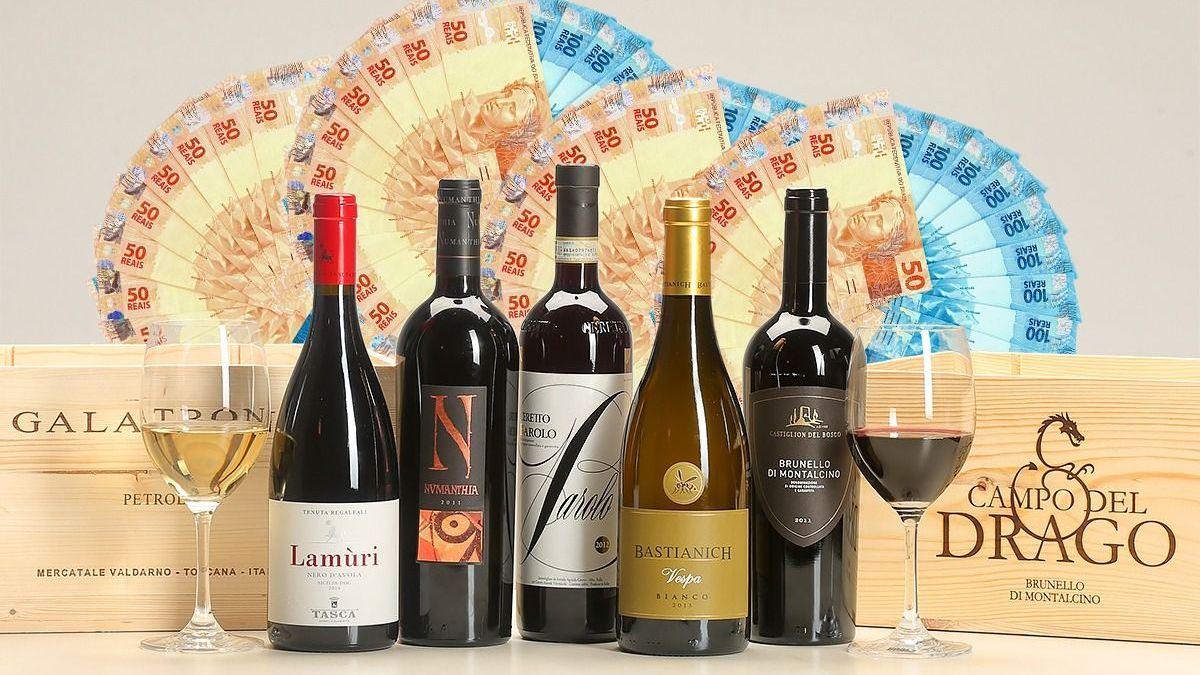 Por que existem vinhos baratos e vinhos caros? (um guia para nunca mais esquecer)
