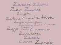 Z comme… Zeta