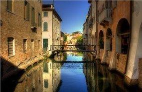Les canaux de Treviso