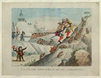 grande emigration roi marmottes