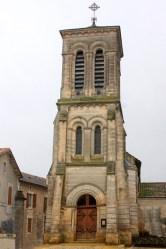 Eglise Saint Etienne de Gout-Rossignol