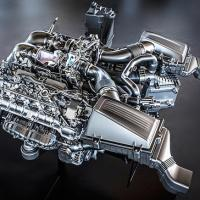 Mercedes M 178 - The 4.0l V8-Biturbo Engine of the AMG GT
