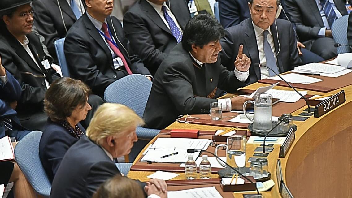 Bolivia: ¿Tupak Katari o Donald Trump?