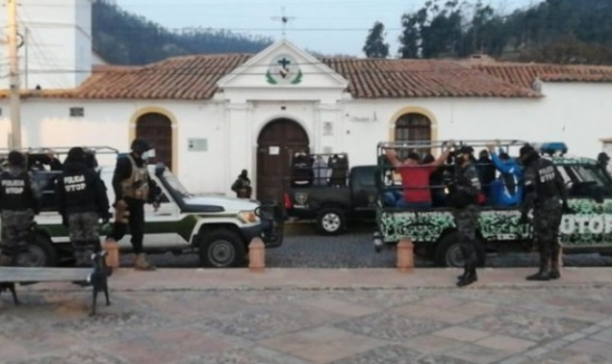 El terrorismo es premiado en Bolivia