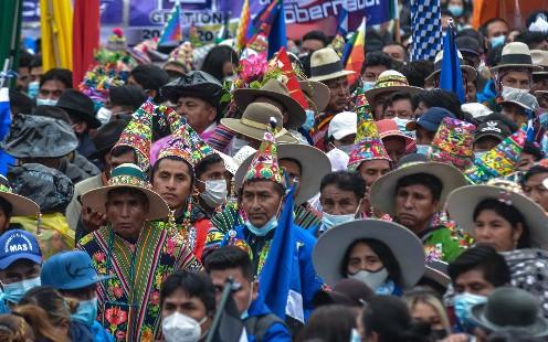 Bolivia: otra Democracia es posible