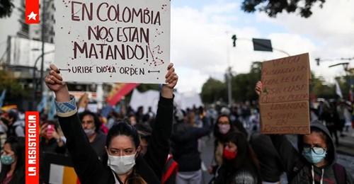 Colombia: suman los fallecidos a manos de la policía y el ejército