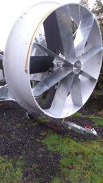 Éolienne du domaine Bregeon