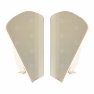 Escamas plegadas compatibles con máquinas de vendimiar Alma (500308, 500307)