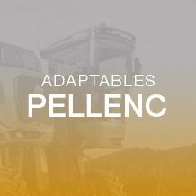 Adaptables a Pellenc