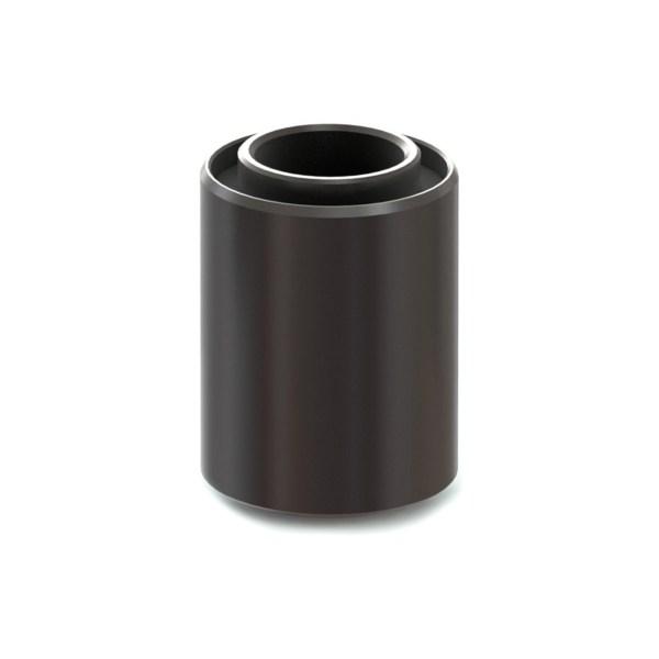 Silentblock adaptable a vendimiadoras Gregoire. Adaptable a:Máquinas de vendimiar Gregoire (025014) Medidas:28 x 48 x 66 mm. GRE-SK02