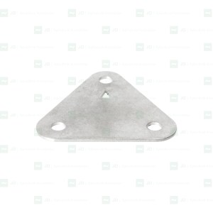Chapa para ensamblar escamas y articulaciones Pellenc. Adaptable a Optimum / 120856.