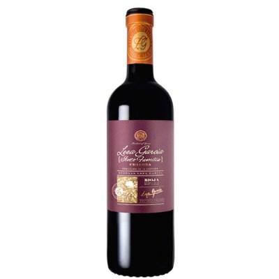 comprar vino online Leza garcia tinto familia crianza