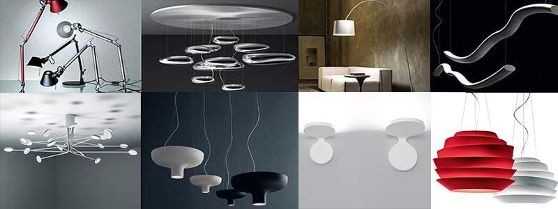 come costruire una lampada riciclando tubi di plastica. Lampade A Led Moderne A Torino Le Nuove Luci Led Luxart