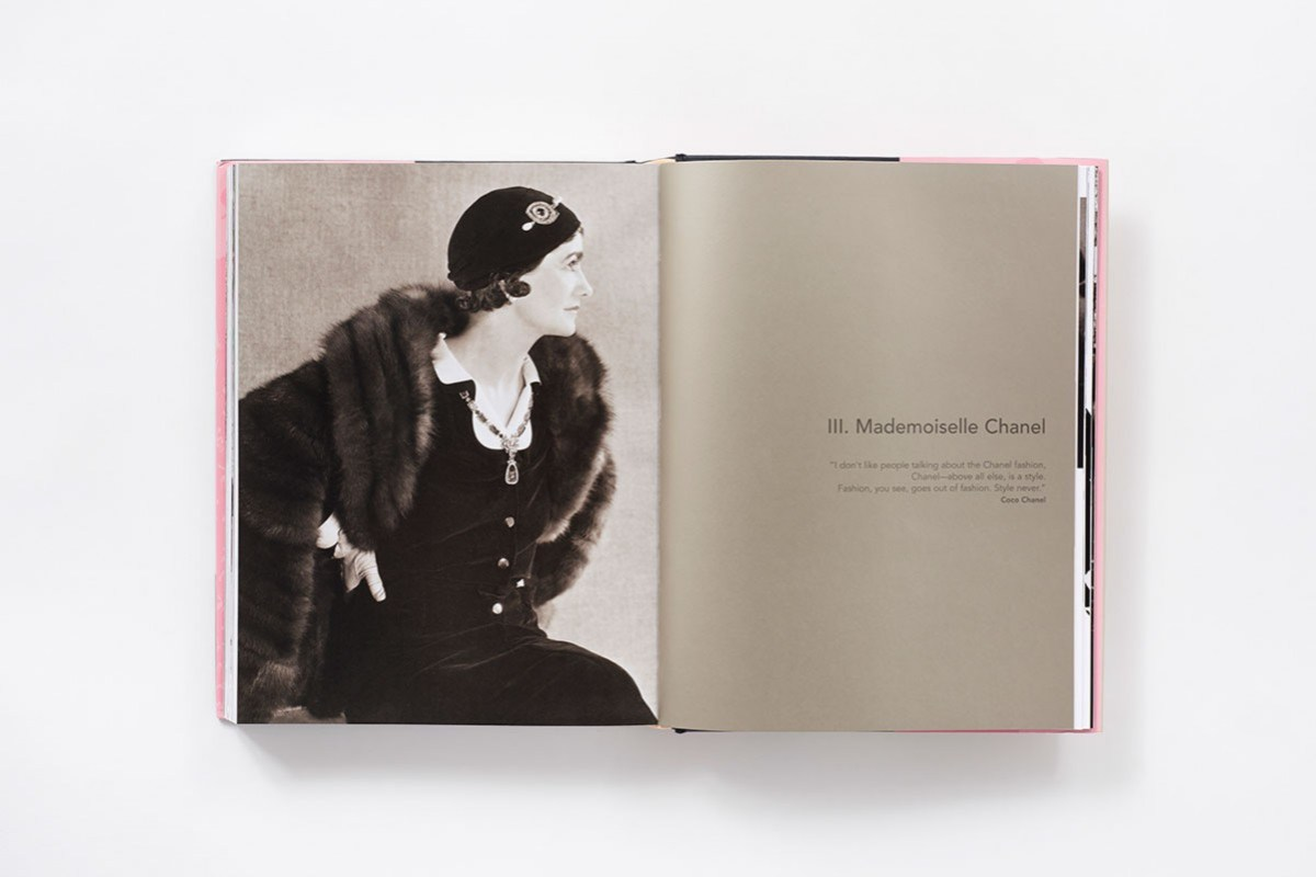 """Chanel and Her World"", Coco Chanel's best biography by Edmonde Charles-Roux."