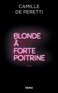 blonde à forte