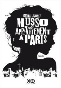 Un appartement à Paris - Guillaume Musso (couverture)