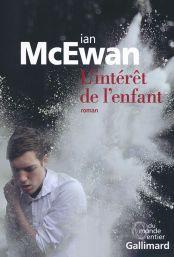 L'intérêt de Fiona d'Ian McEwan