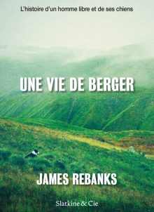 Couverture d'une vie de berge de James Rebanks