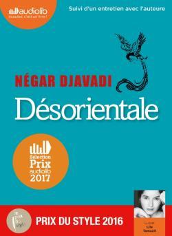 Couverture de Désorientale de Negar Djavadi