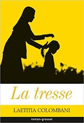 La Tresse de Laetitia Colombani (couverture)