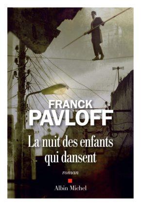 couverture de la nuit des enfants qui dansent de Franck Pavloff
