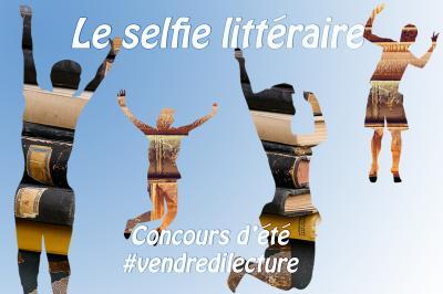 Concours estival Selfie littéraire