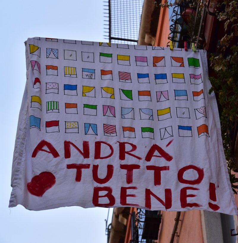 Venedig, Tag 6 nach der Corona-Sperre