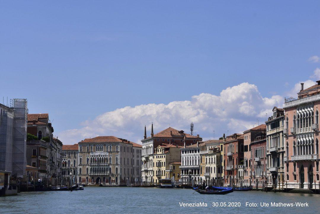 Venedig, das tägliche Leben normalisiert sich