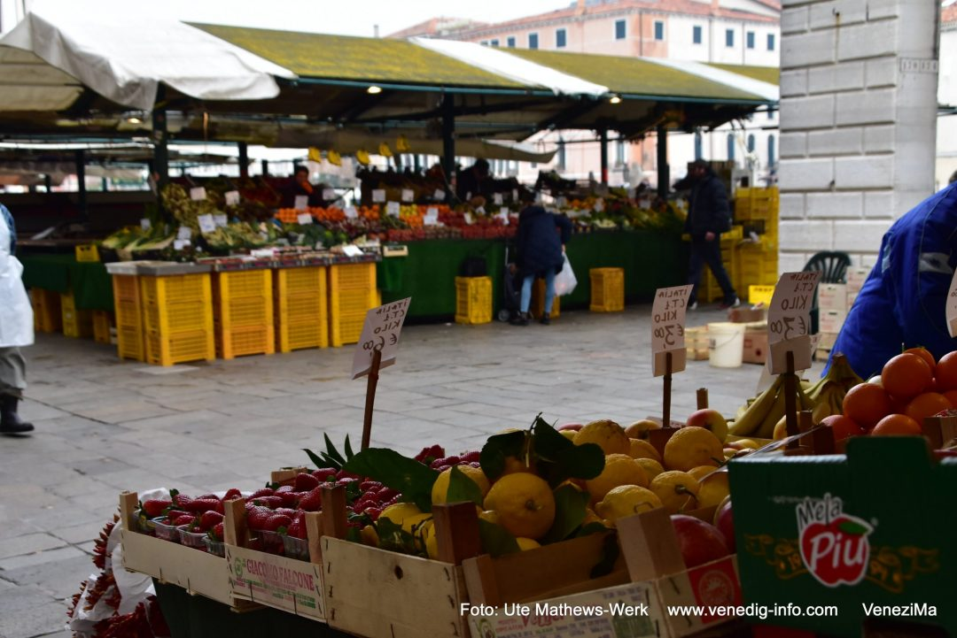 Venedig, Markt = Mercato