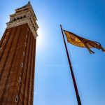 Tag der Unabhängigkeit und in Venedig