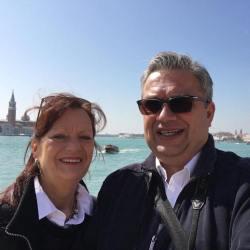 Ute Mathews-Werk & Andreas Werk in Venedig