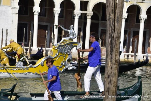 Regata Storica in Venedig