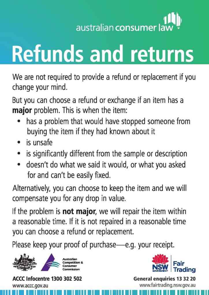 Returns - returns