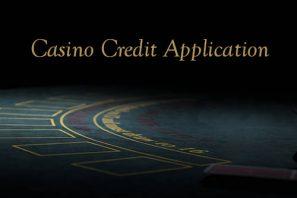 Casino Credit Application