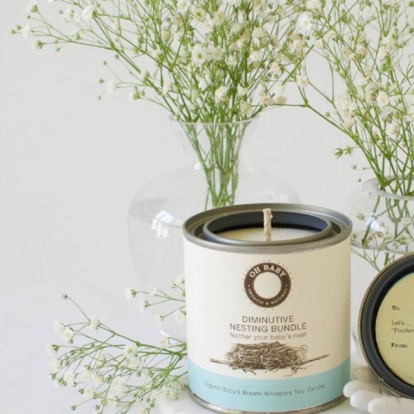 Baby's Breath Whispers™  Signature Candle