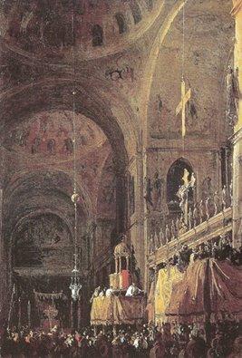 Pitture San Marco Interni.Il Canaletto E La Basilica Di San Marco Storia E Arte Veneta