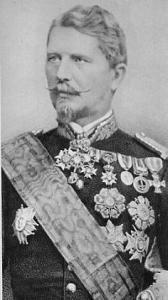 il gen. Klanzner comandate degli Zuavi