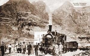 ferrovie venete nell'800