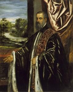 Jacopo Tintoretto, senatore veneziano