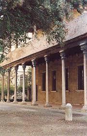 la loggia del palazzo carrarese, sotto l'Orologio