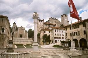 piazza Maggiore di Feltre, piazza veneziana